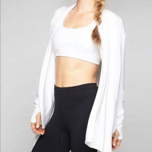 Priyana Soft Sweater - Bright White